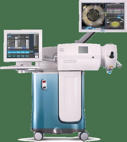 LensSX Laser Cataract equipment