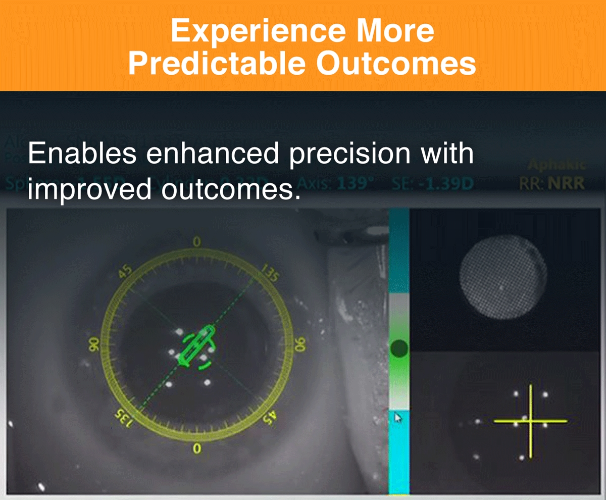 Experience more predictable outcomes