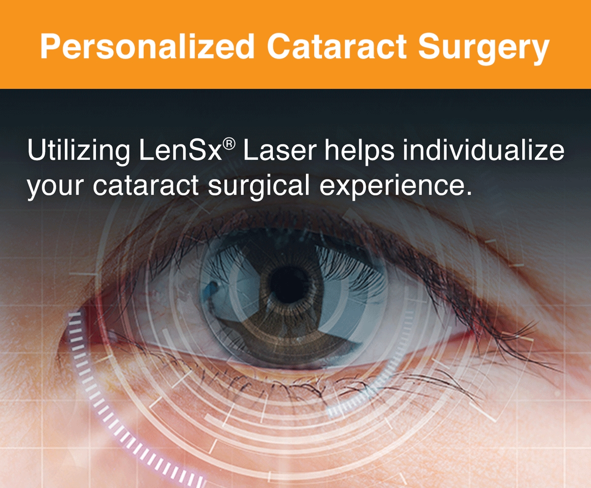 Personalized Cataract Surgery