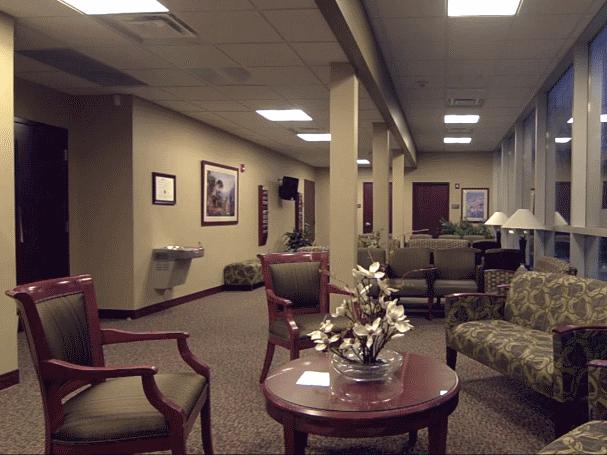 Waiting Room Eye Surgery Center