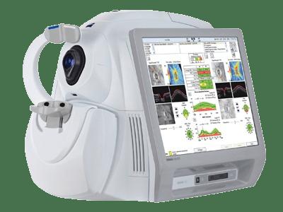 Optic nerve fiber analysis