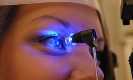 Glaucoma Tonometry Testing
