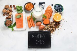 Healthy Diet For The Eyes